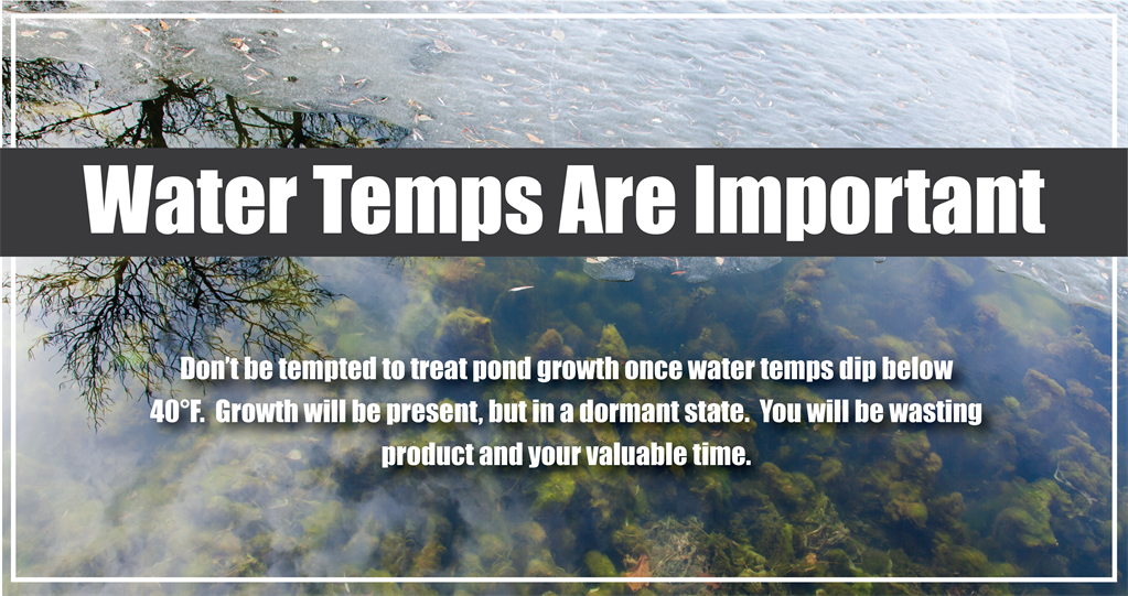 Water Temps